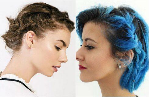 Короткі жіночі зачіски