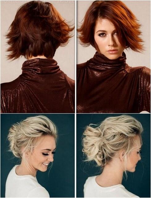 Модні жіночі стрижки