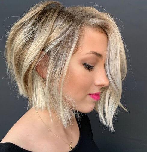 Cтрижки на коротке волосся 2020