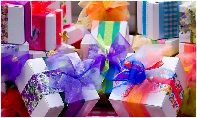 Шуточное вручение подарков на свадьбу в стихах